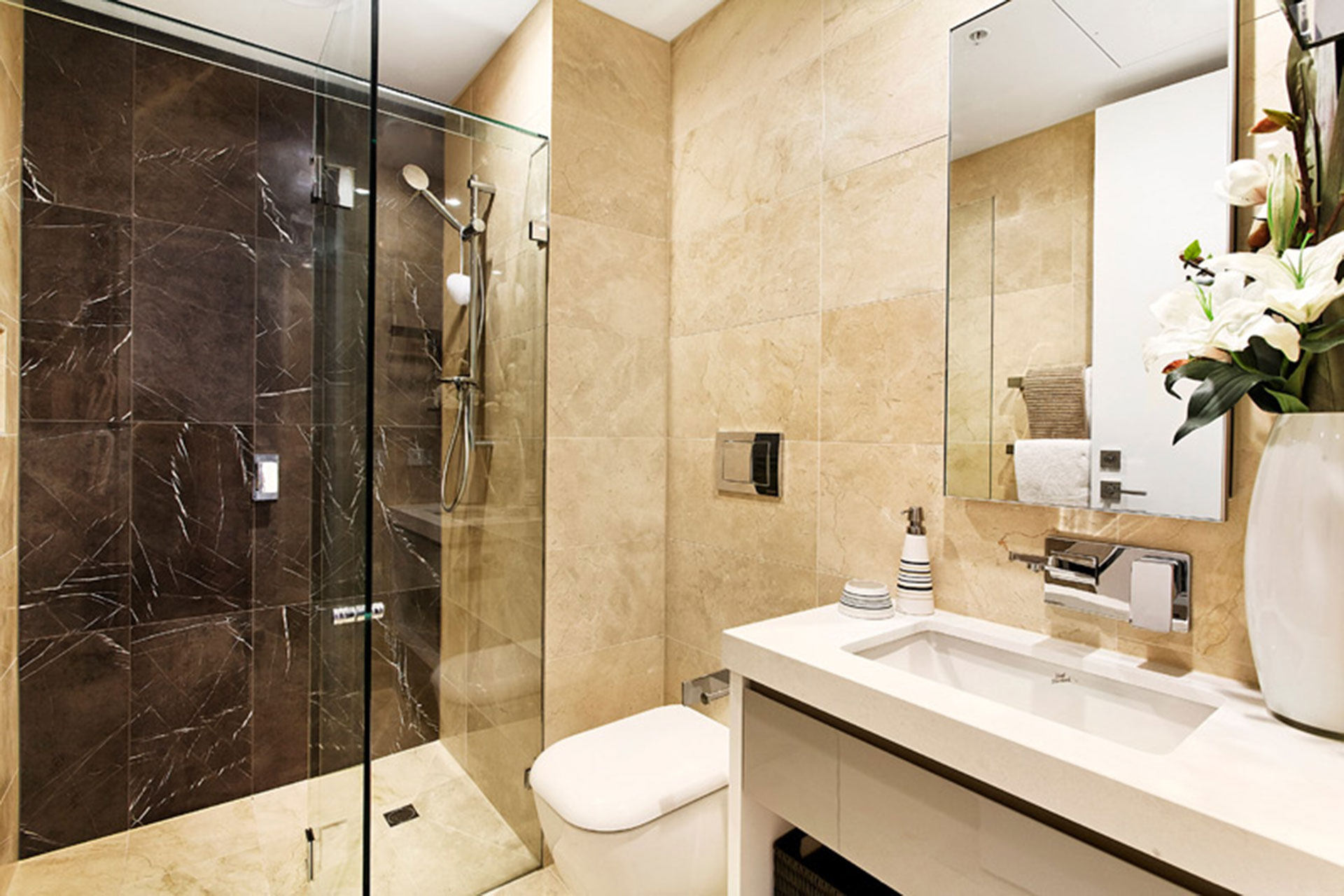 Jenin Parc – bathroom